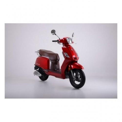 ZAHARA 125 (Red) (motorcycle)