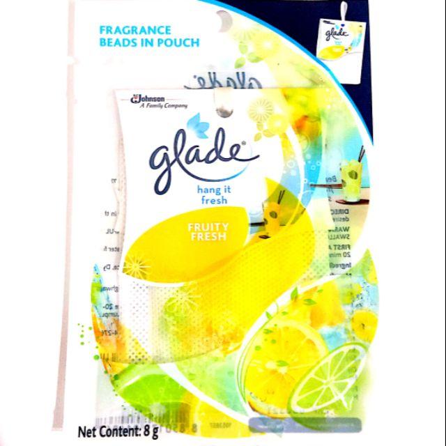 Glade Hang It Fresh Car Perfume Kereta