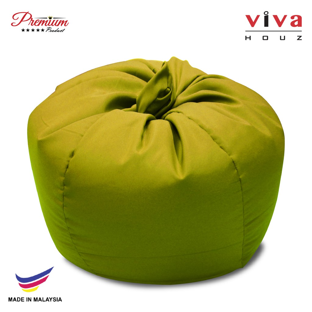 Pleasant Hot Selling Viva Houz Spark Bean Bag Sofa Chair 2 0 Kg Green Creativecarmelina Interior Chair Design Creativecarmelinacom