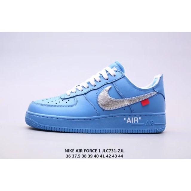 air force 1 mca blue release date