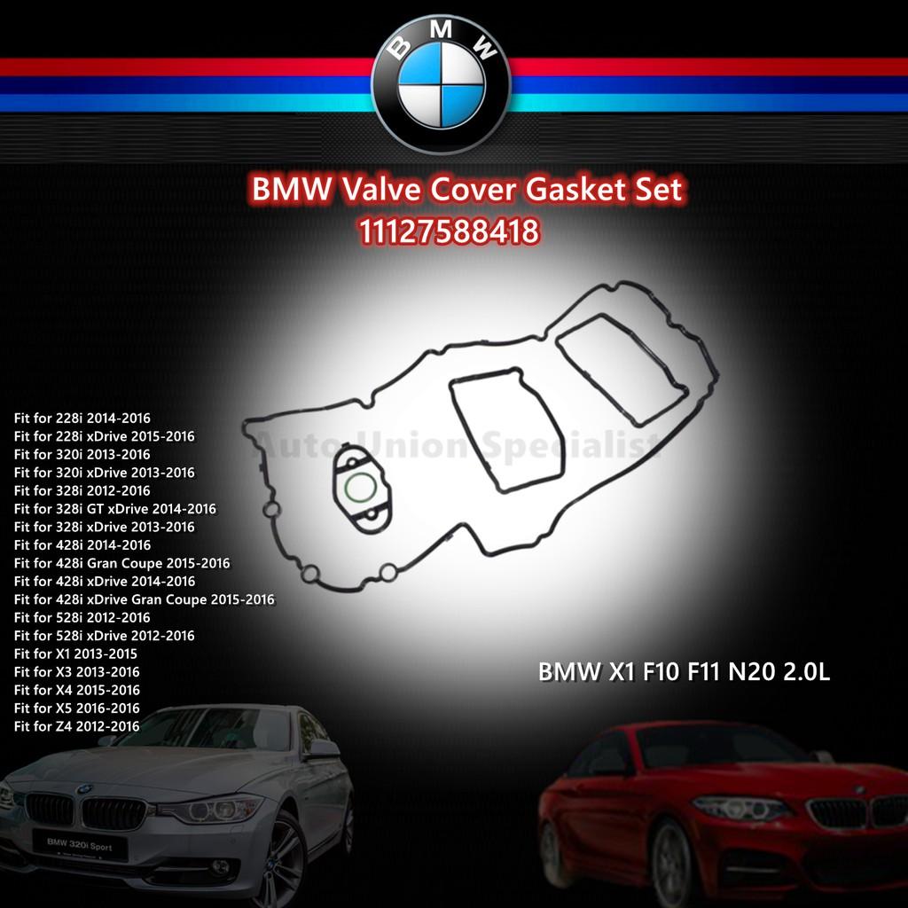 BMW Genuine Valve Cover Gasket 11127588418