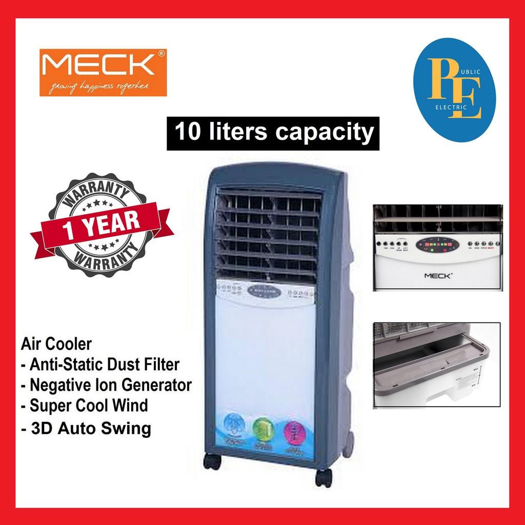 Meck Super Cool Wind Air Cooler 10 Litre - MAC-1600BL