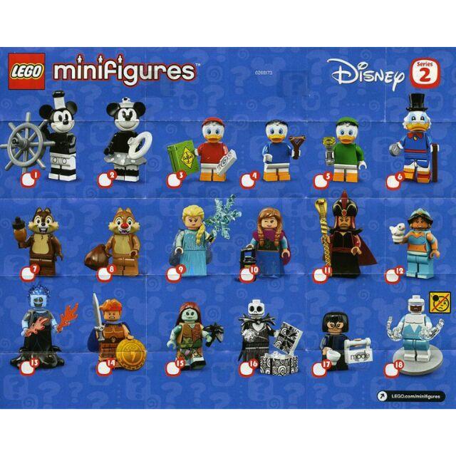 Lego ® Accessoire Minifig Disney Series Choose Model NEW