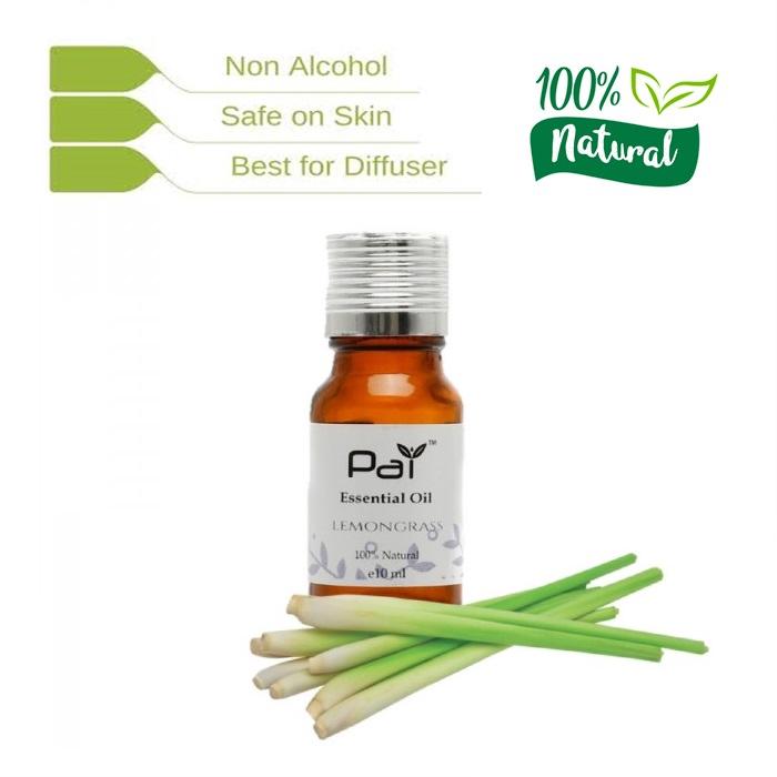 PAI Essential Oil (Lemongrass) 10ml