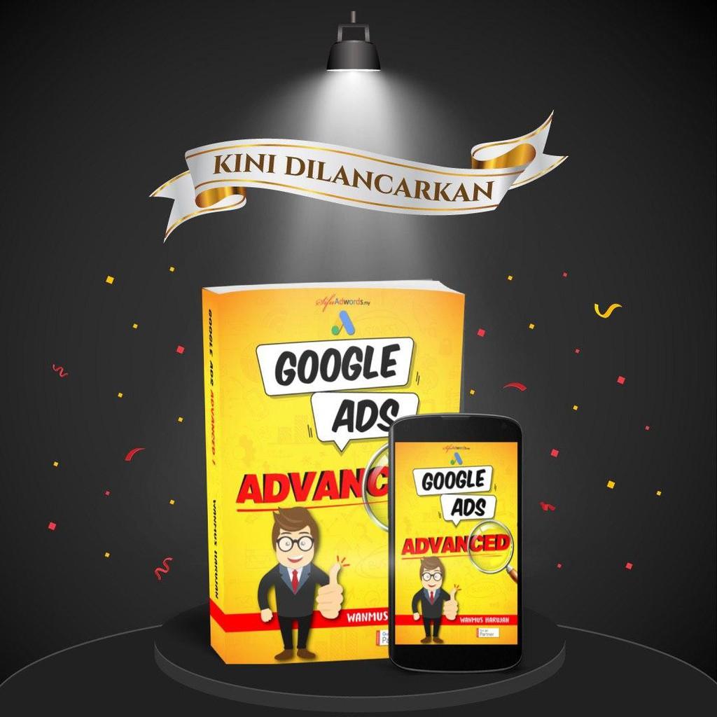 [BUAT DUIT] Ebook Google Ads Advanced