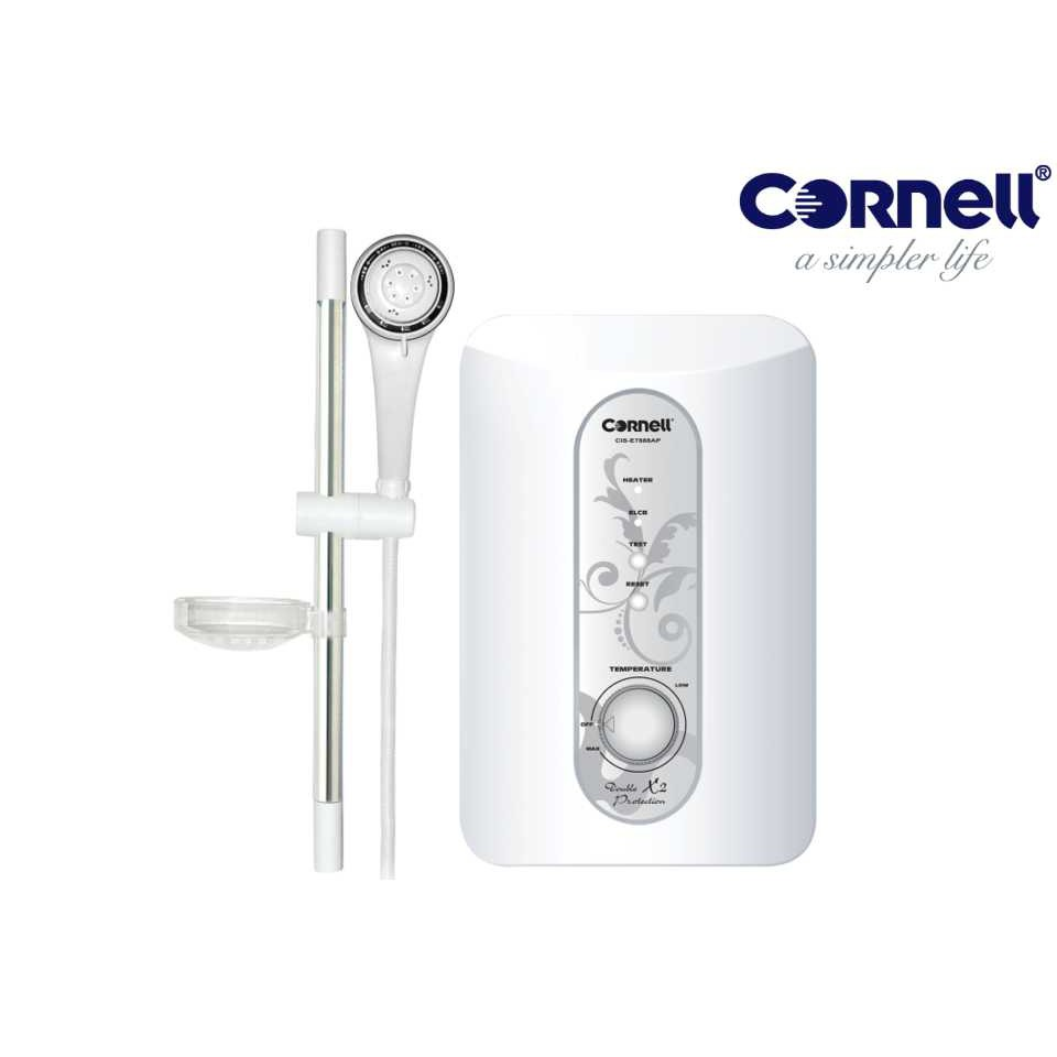 Cornell Instant Water Heater with AC Booster Pump CIS-E7888AP