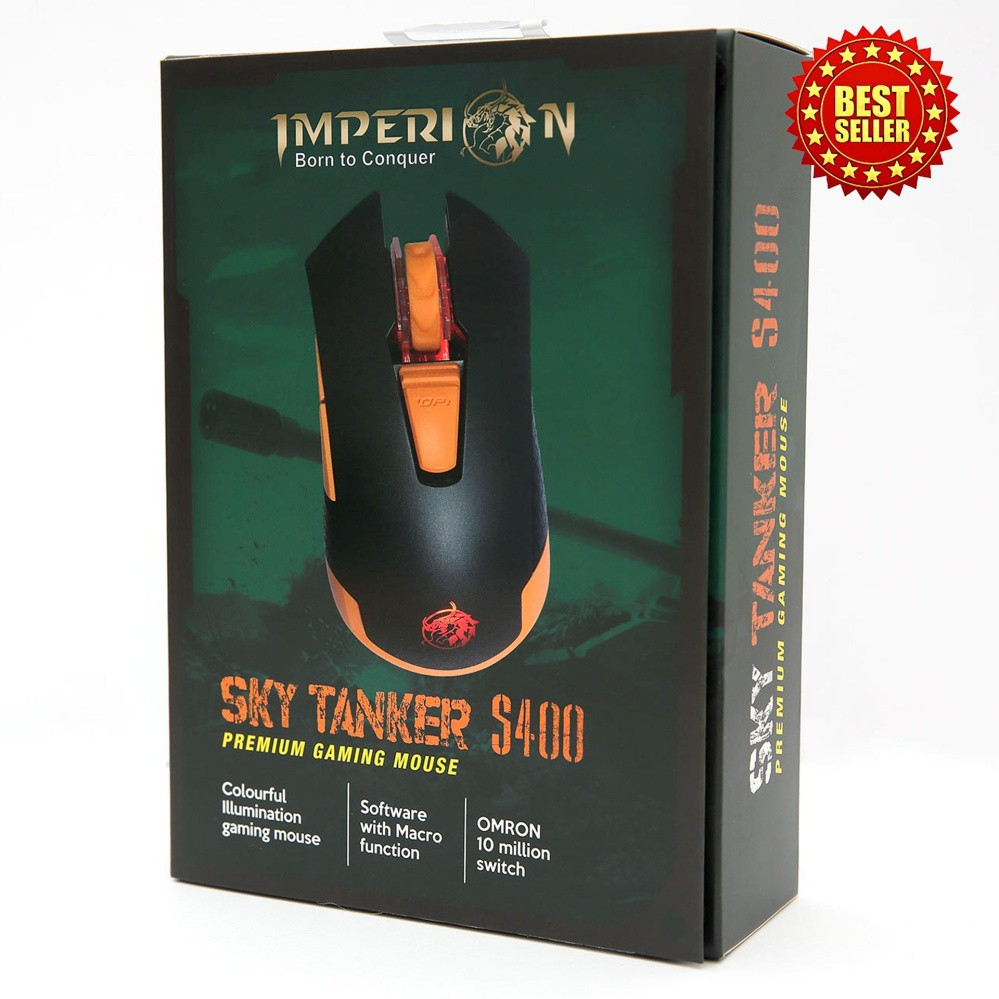 Imperion S400 Gaming Mouse Razer Turret Living Room And Lapboard Rz84 01330100 B3a1 Keyboard 1y Official Msia Warranty Shopee Malaysia
