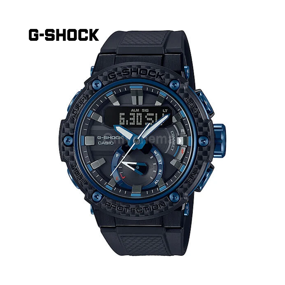 Casio G-Shock GST-B200X-1A2 G-Steel Sapphire Glass