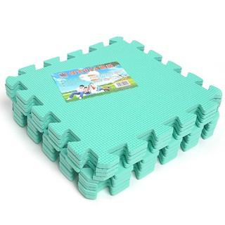 30*30cm Baby Play Mat Plain Color Puzzle Mats EVA Foam ...