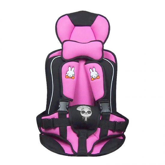 Fabulous Convertible Baby Car Safe Cushion Booster Seat Cover Alphanode Cool Chair Designs And Ideas Alphanodeonline