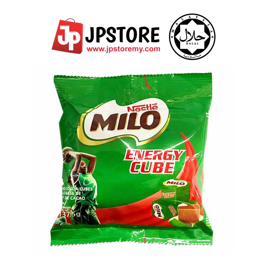 Milo Energy Cube 50 cubes 137 5g-EXP: DEC 2019