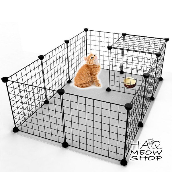 12 Petak Cat Cage Diy Easy Install