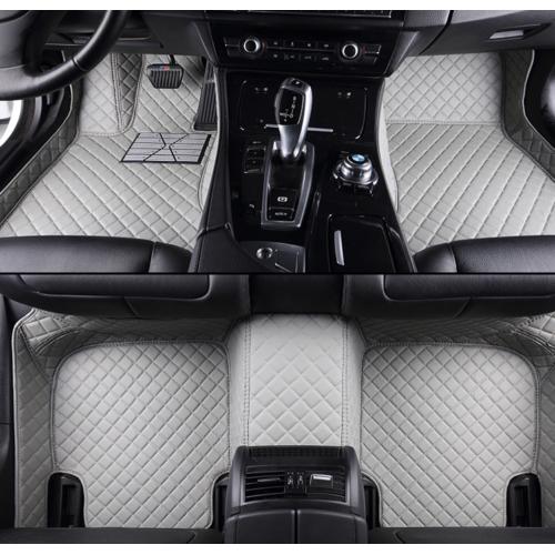 Fit Car Floor Mat For JAGUAR F-TYPE 2013-2019 Front Rear Liner Auto Mat  Carpets