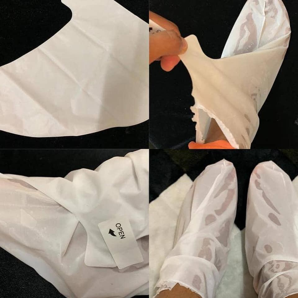 ❤TOP SALE❤FOOT THERAPY MASK❤KAKI❤FREE GIFT