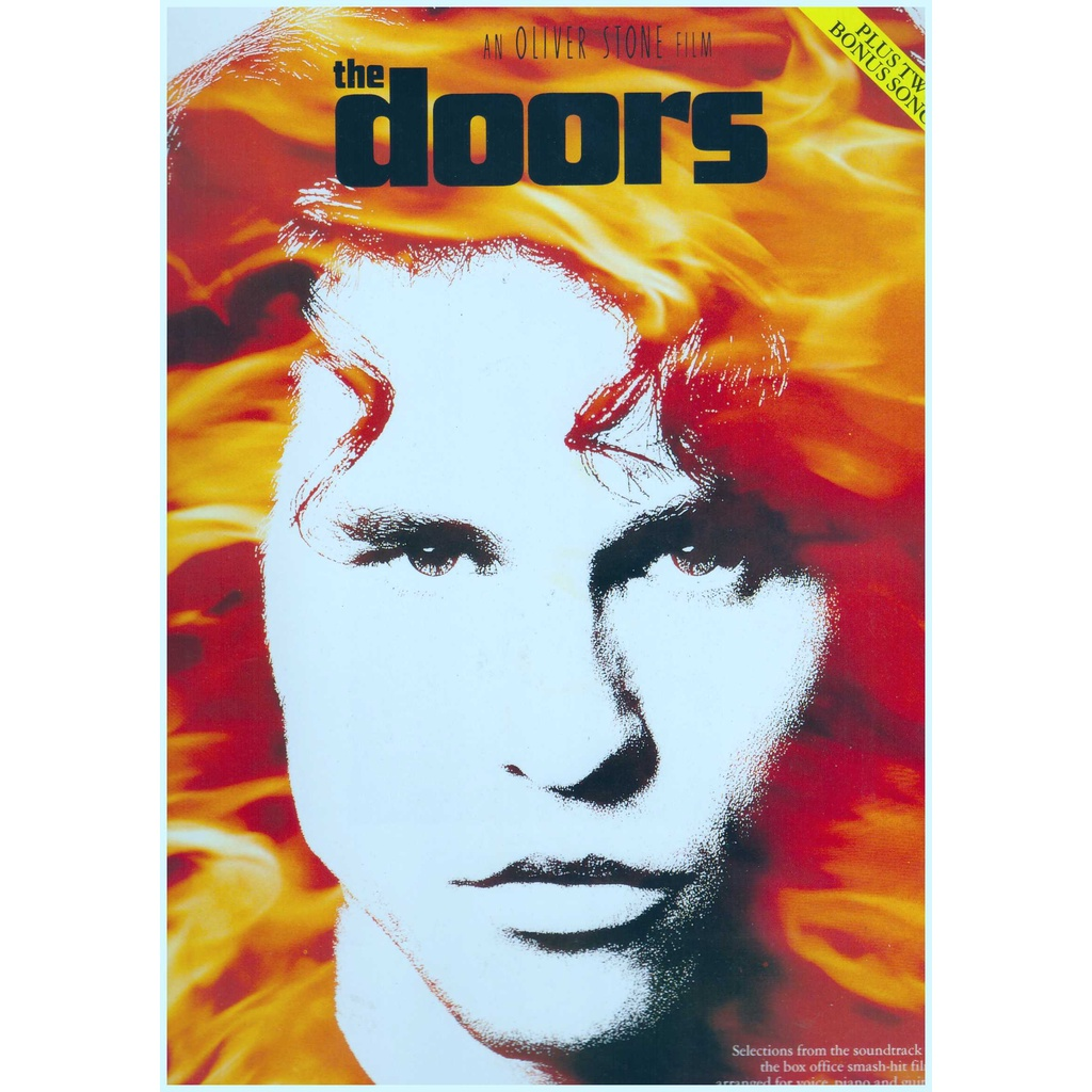 The Doors / An Oliver Stone Film / Movie Vocal Selection / Pop Song Book