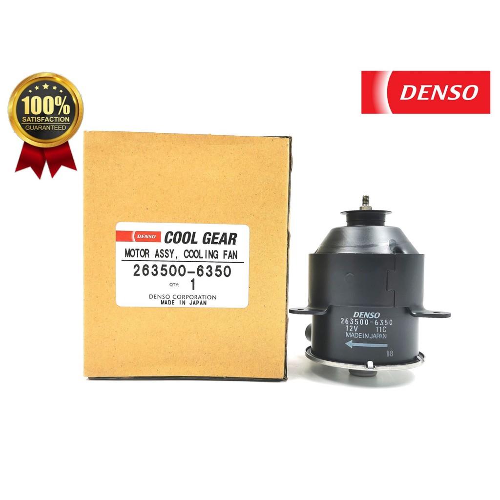 MORDNDPWJ6351 - PROTON WAJA / KENARI / KELISA COOLGAER DENSO RADIATOR MOTOR ( ORG ) 263500-6350