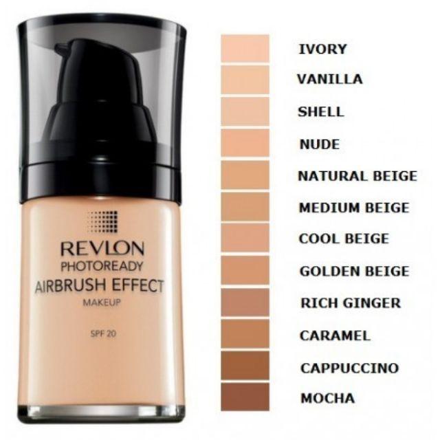 Revlon photoready airbrush effect | Shopee Malaysia