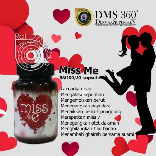 DMS 360 MISS ME JAMU WANITA WOMEN HERBS