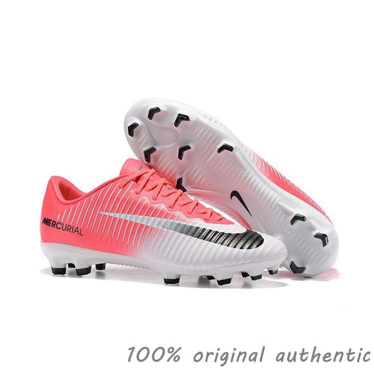 81ca072c Ori NIKE Mercurial Victory XI 11 FG Cristiano Ronaldo men soccer football  shoes | Shopee Malaysia