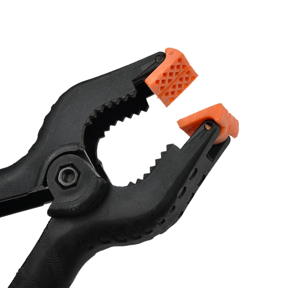 Nylon Tools Micro Hard Plastic  Spring Clip Toggle Clamps Woodworking Grip