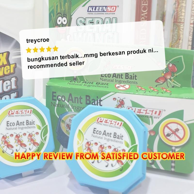 Pesso Eco Ant Bait 2 Pcs Umpan Semut Ant Repellent ə¤èš'蚁 Shopee Malaysia