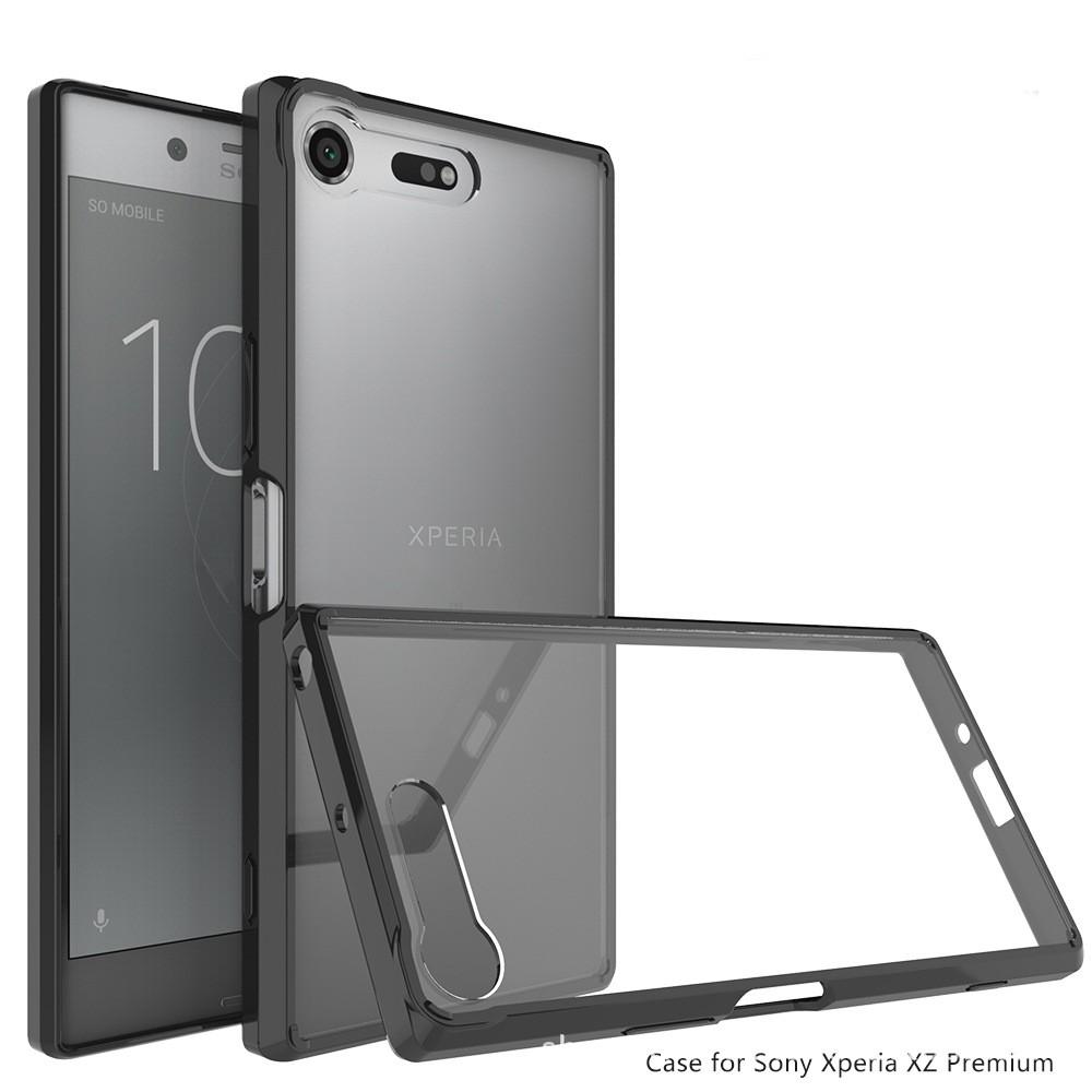 Sony Xperia XZ1 Compact Hard Cover Phone Case Hard Case Transparent Case   Shopee Malaysia