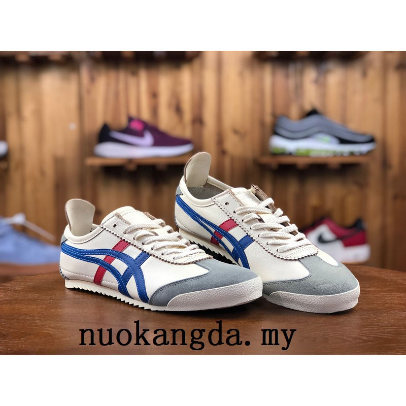 reputable site 8e89c 17b88 Hot Sale Onitsuka Tiger Casual Shoes Women Men Sport Shoes Unisex Blue  RUNSPARK