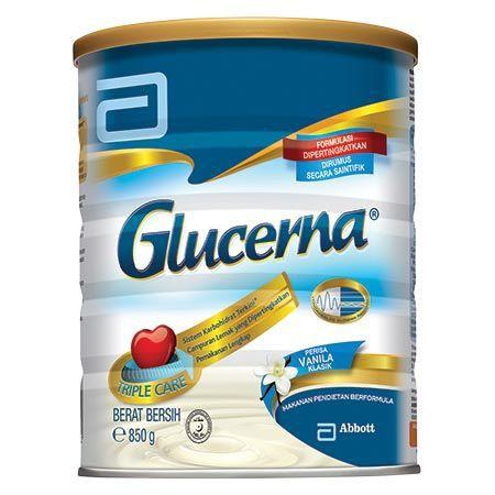 Glucerna Triple Care Powder Vanilla 850g