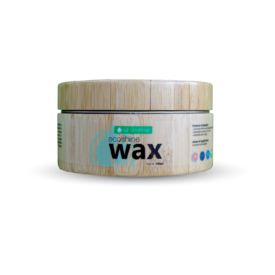 IGL Coatings Ultra Car Wax Coating Hydrophobic Water Repellent Extra Gloss Shine Enhancer (175g)