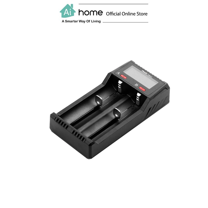 FENIX A RE-D2 Micro USB Dual Channel [ Smart Charger ] with 1 Year Malaysia Warranty [ Ai Home ]