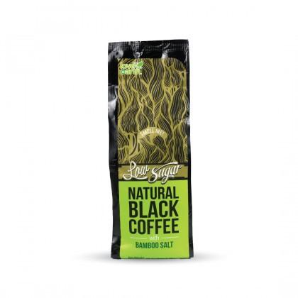 Love Earth Black Coffee With Bamboo Salt 10g x 15 Sachet 乐儿天然低糖竹盐黑咖啡 10公克 x 15袋 (袋装)