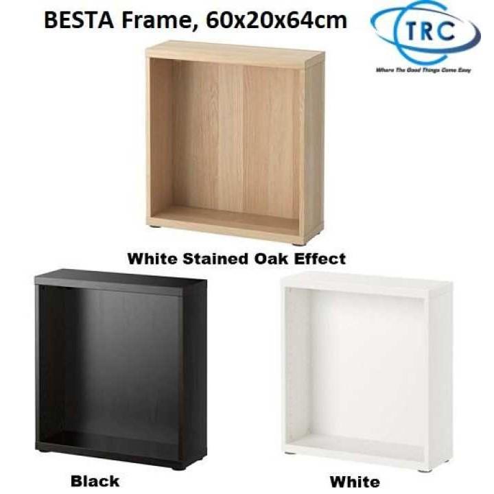 Ready Stock Ikea Besta Frame 60x20x64 Cm