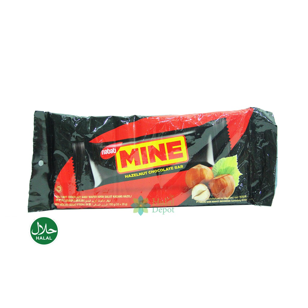 Nabati Mine Hazelnut Chocolate Bar 1228gm Shopee Malaysia Mones Choco Marshmallow 100g