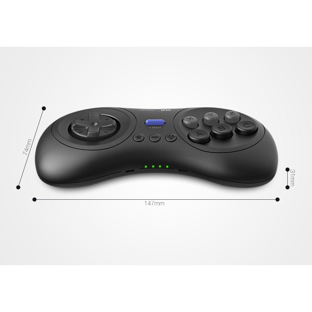 8Bitdo M30 Bluetooth Controller for Switch PC MAC Steam