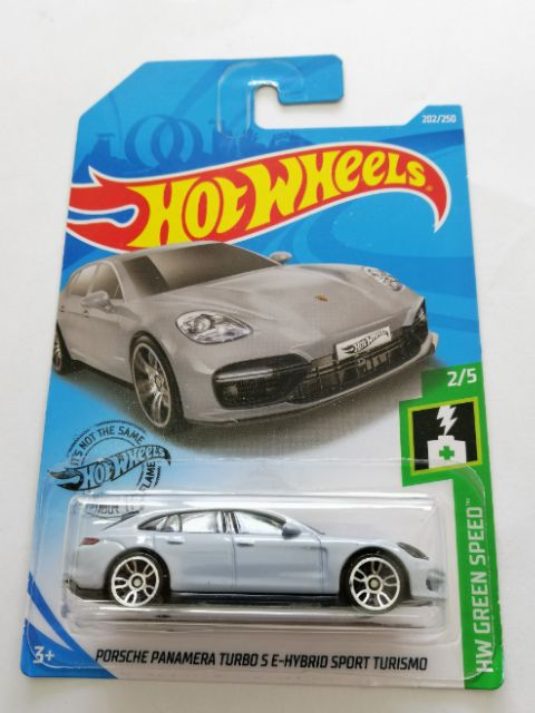 Model Car Collector Porsche Panamera Turbo Unopened New
