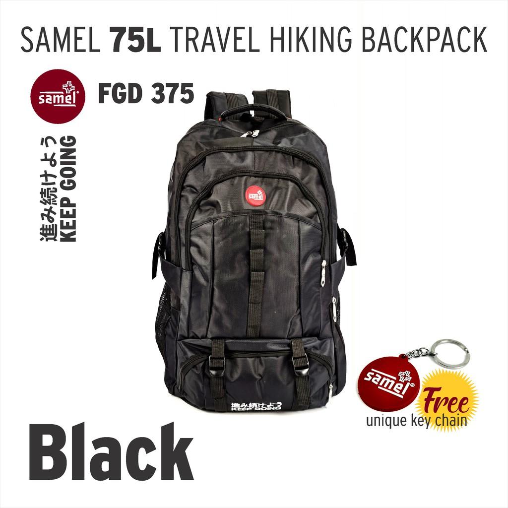 FGD 375 TRAVEL HIKING BACKPACK 75 LITRE