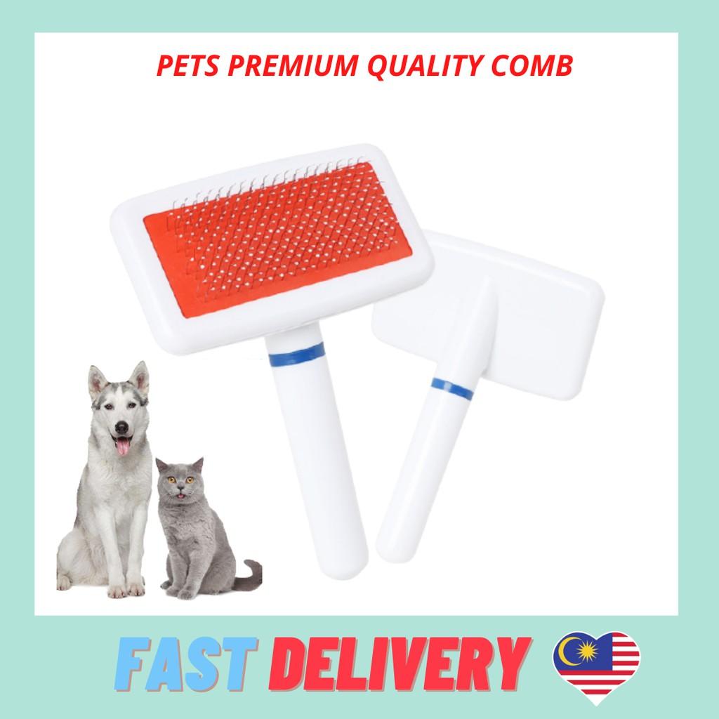 Professional Groomer Slicker Brush / Grooming Tool Sticker Brush Comb