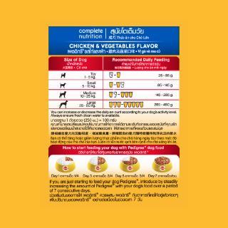 PEDIGREE Dry Dog Food Adult Chicken