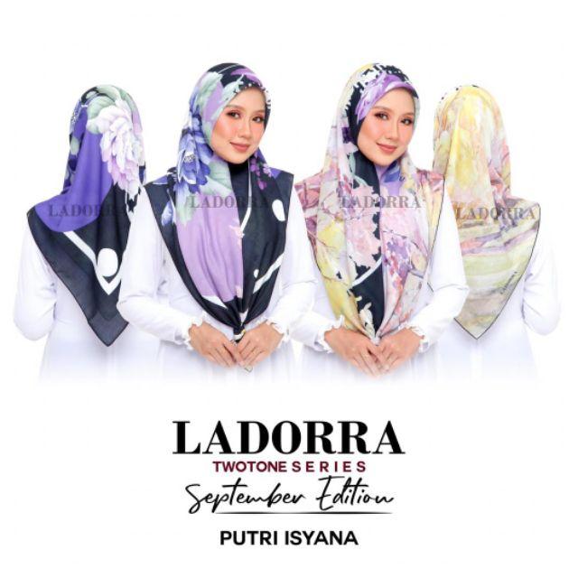 [READY STOCK] Tudung Bawal Ladorra - Putri Isyana
