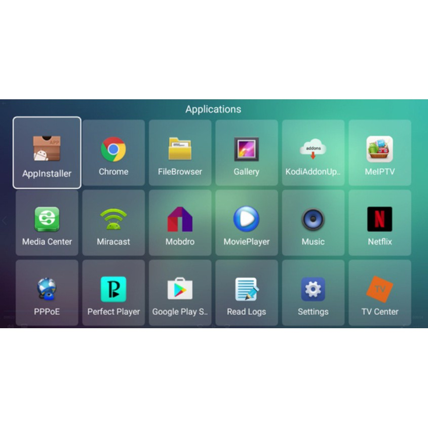 iBrave A5S Android IPTV Box