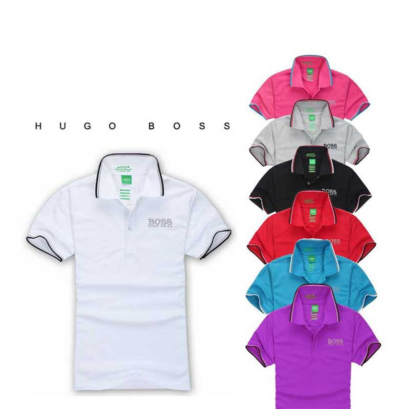 274af45dc921e ♛Summer fast Hand net red man the same polo shirt male slimming  half-sleeved social spirit small guy lapel short sleeve | Shopee Malaysia