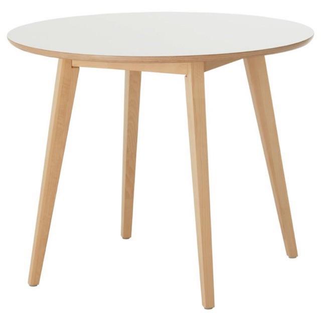 Ikea Nordmyra Round Table Ready Stock, Ikea Round Table
