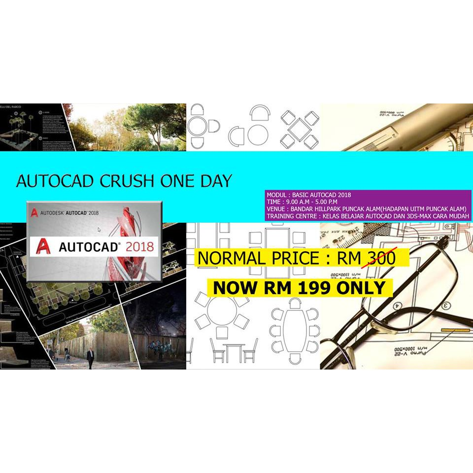 Autocad Crush One Day Classes