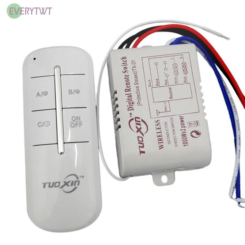 Lamp Light Rf Remote Control