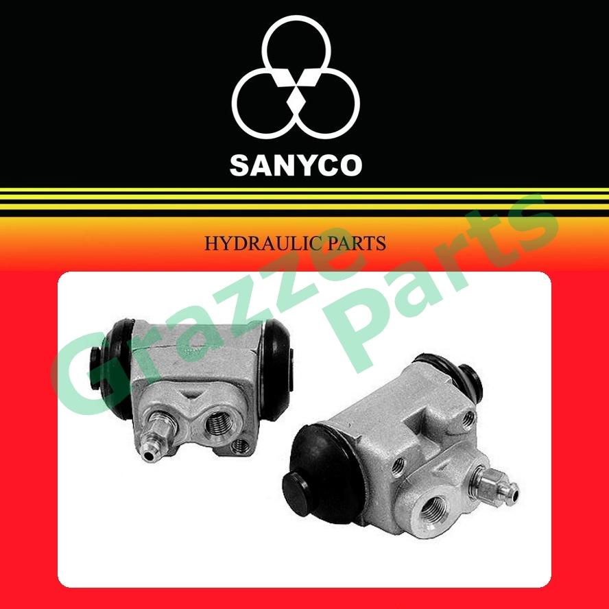 Sanyco Brake Pump Wheel Cylinder Rear Left 58330-25000 for Hyundai Atos Accent Getz i10 Matrix