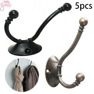 Fashion Zinc Alloy Home Hook With European Style Pretty Decor Vintage Attachment