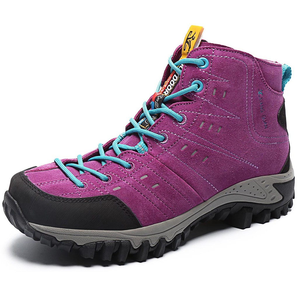 2cb6a7ee0c1 XIANG GUAN Women Outdoor Camping Comfortable Trekking Travel Hiking Shoes