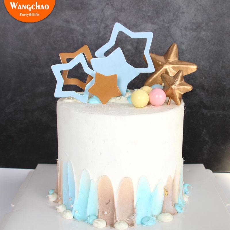 Phenomenal Twinkle Twinkle Little Star Cake Topper Happy Birthday Cake Topper Personalised Birthday Cards Veneteletsinfo