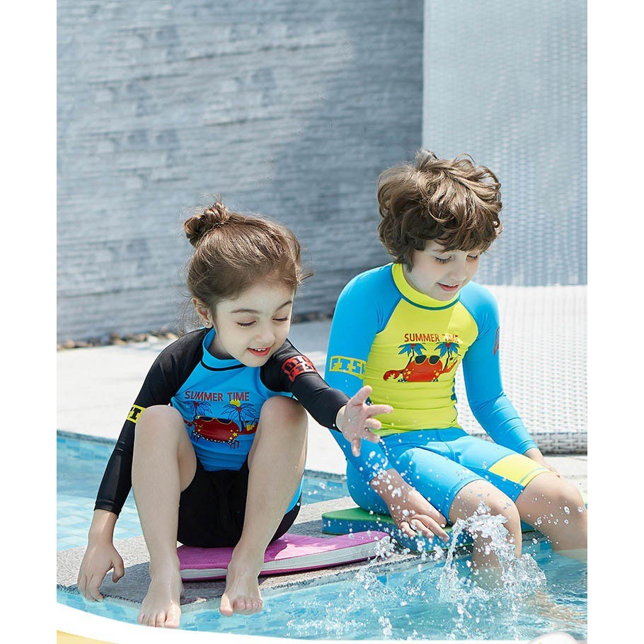 f1c9b19ac647a Children's Swimming Trunks Baby Swimming Trunks Children's Swimwear Boy's  Swimsuits Baby Bathing Suit | Shopee Malaysia