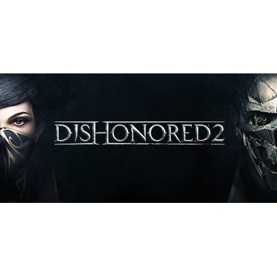 Dishonored 2 - Offline PC Game With DVD